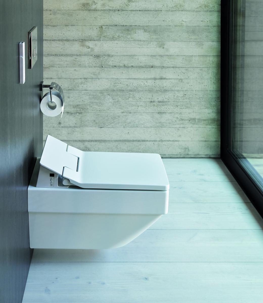 Duravit Vero Air toaleta z systemem SensoWash Slim