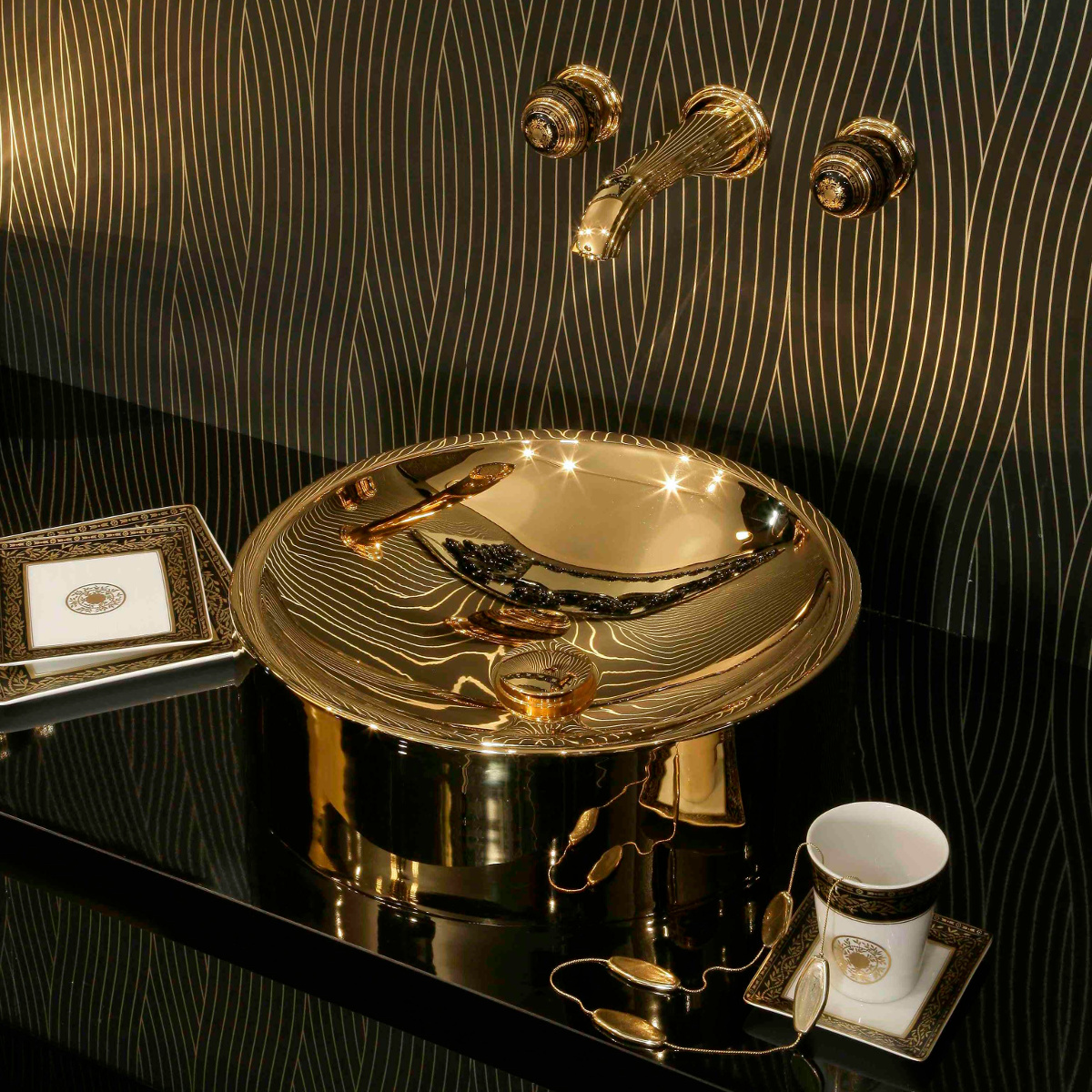 THG Paris Decorative Luxury Plumbing