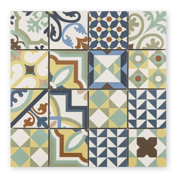 Barwolf KEG mozaika gresowa patchwork