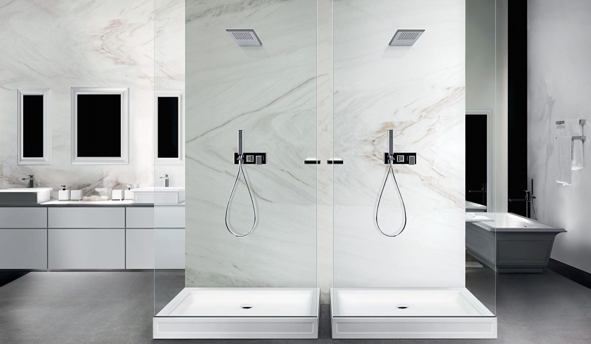 Gessi Fascino showers